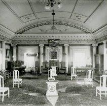 Image of Masonic Hall in Mendocino