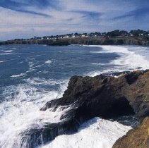Image of The Rocky Coast South of the Mendocino Peninsula