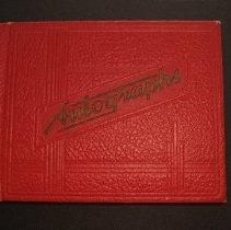 Image of 2006-21-02 - Album, Autograph