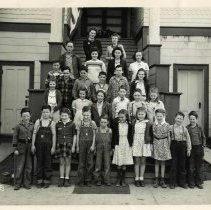 Image of Manchester Union School 1945