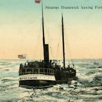 Image of Steamer Brunswick