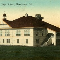 Image of Mendocino High School