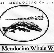 Image of Logo for The Mendocino Whale W