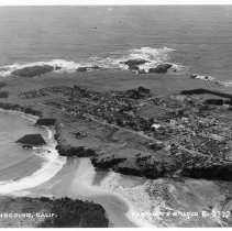 Image of Mendocino and Headlands