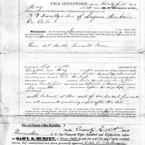 Image of Lease of sawmill irons