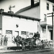Image of Buffalo Saloon and Central Hotel