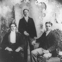 Image of Mendocino Hiigh School Class of 1899