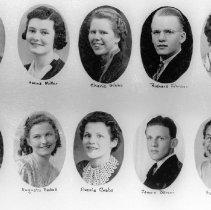 Image of Mendocino High School Class of 1939