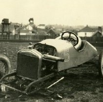 Image of Accident at the Racetrack