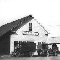 Image of Fort Bragg Steam Laundry