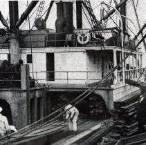 Image of Shipping Ships - 2007-03-1486-14