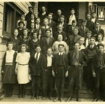 Image of The Mendocino High School Freshman Class of 1926