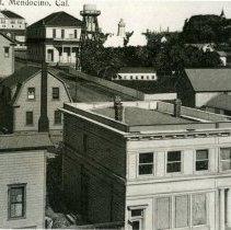Image of Kasten Street looking North