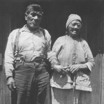 Image of Tom and Sally Bell near Westport
