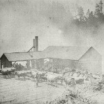 Image of Shingle Mill on Big River