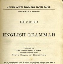 Image of Revised English Grammar