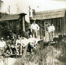 Image of Mills Logging - 2010-011-006