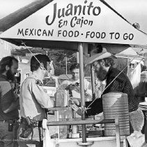 Image of Juanito Taco Stand in Mendocino