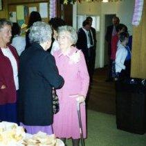 Image of Anita Johnson, Marjorie Lindberg and Betty Krause