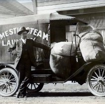 Image of Domestic Steam Laundry Automobile