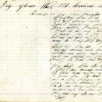 Image of Log Book of the Brig Glenco