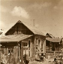Image of Sheds in Portuguese Flats, Mendocino