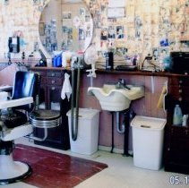 Image of Inside Photo of Mitch Ortiz's Barber Shop