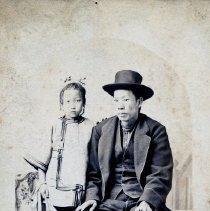 Image of Joe Lee and Daughter, Yip Lee