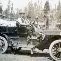 Image of The Boyle Family Automobile