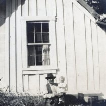 Image of Ed Boyle and Grandson