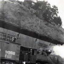 Image of Logging Railroads Photography - 2007-03-1507-27