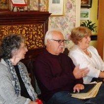 Image of Marlene Hall, David Jones and Marlene McIntrye