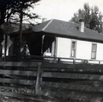 Image of Dr. Homer Wolf's House in Albion