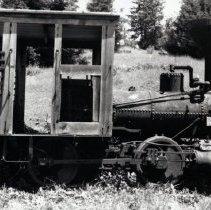 Image of Navarro Lumber Co. Engine