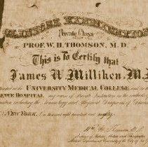 Image of 2012-003-054 - Certificate, Achievement