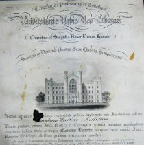 Image of 2012-003-055 - Certificate, Achievement