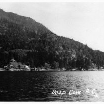 Image of 0011 - Deep Cove, North Shore View