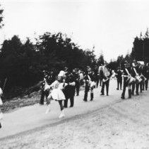 Image of 0035 - Kinsmen, July 1st Parade - 1953