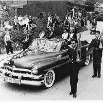 Image of 0036- May Day Parade, Gail Ford 1952