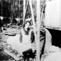 Image of 0065 - Moore shack (prob Rhoda Moore)