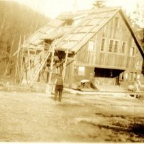 Image of Construction of Moore House