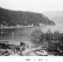 Image of 0320 - Deep Cove 1957