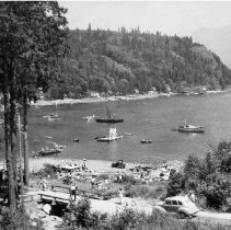 Image of 0322 - Panorama Park boats in bay