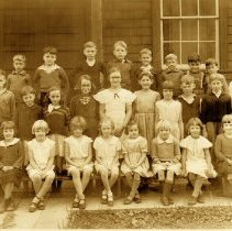 Image of 0150 - Roche Point School class 1935