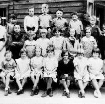 Image of Roche Point School class photo, 1936 - 0151 - Roche Point School 1936