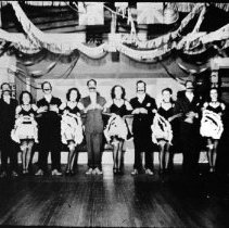 Image of 0225s - Show in Dance Hall - Roaring 20s style