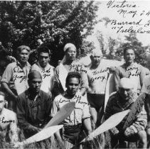 Image of 0234s - Tseleilwautt, Victoria, May 24, 1947 - 0234s - Tseleilwautt, Victoria, May 24, 1947
