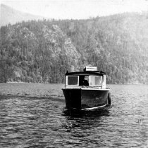 Image of 0860 - Boat in Indian Arm