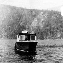 Image of 0861 - Boat in Indian Arm