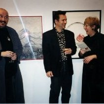 Image of 0968 - Artists & Jurors for Discovery Exhibition